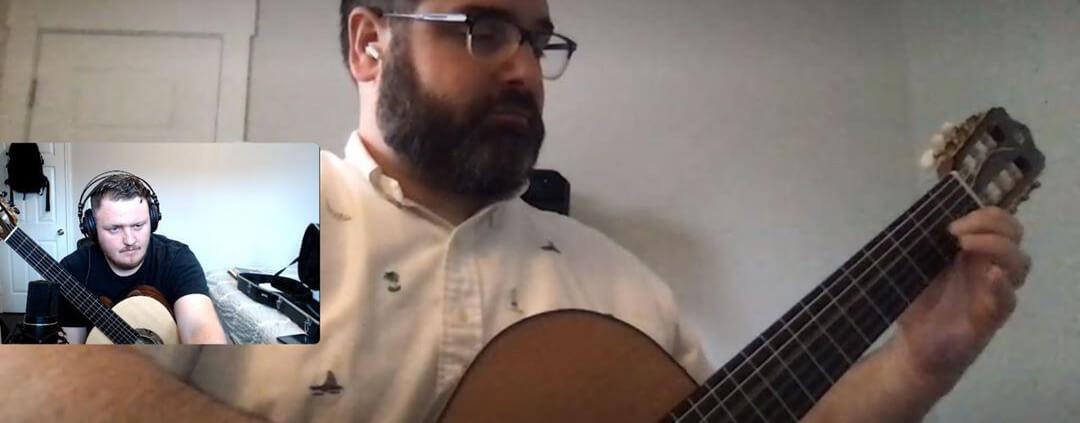 Atlanta Virtual Guitar Lessons